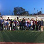 Omaha South High School Girls Varsity Soccer beat Omaha Northwest High School 4-0