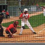 Omaha South High School Varsity Baseball beat Auburn Senior 7-6