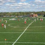Omaha South High School Girls Sophomore Soccer Reserve falls to Millard West High School 10-0