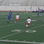 Omaha South High School Boys Junior Varsity Soccer ties Millard North High School 1-1