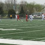 Omaha South High School Boys Freshman Soccer beat Omaha Skutt 3-1