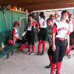 Omaha South High School Varsity Softball falls to Westside High School 6-1