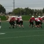 Omaha South High School Freshman Football falls to Westside High School 49-0