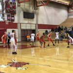 Boys Varsity Basketball falls to Millard South 60 – 59