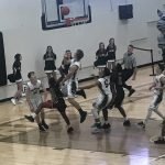 Boys Varsity Basketball falls to Millard West 50 – 47