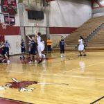 Girls Varsity Basketball beats Lincoln North Star 66 – 63