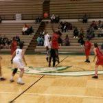 Girls Varsity Basketball falls to Benson 75 – 55