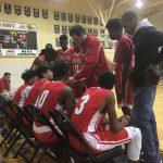 Boys Sophomore Basketball falls to Burke 66 – 65