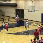 Boys Freshman Basketball falls to Burke 70 – 18