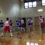 Boys Freshman Basketball falls to Gross Catholic 44 – 23