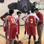 Boys Freshman Basketball falls to Bryan 69 – 35