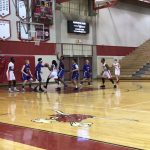 Boys Sophomore Basketball beats Omaha Central 47 – 37