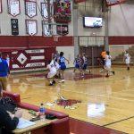 Girls Varsity Basketball falls to Marian 58 – 49