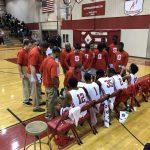 Boys Varsity Basketball falls to Creighton Prep 62 – 42