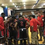 Boys Varsity Basketball falls to Lincoln East 54 – 44