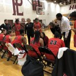 Girls Varsity Basketball falls to Papillion-La Vista 65 – 54