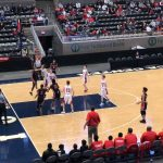 Boys Varsity Basketball falls to Platteview 58 – 38