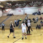 Girls Varsity Basketball falls to Westside 71 – 35