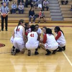 Girls Varsity Basketball falls to Kearney 65 – 47