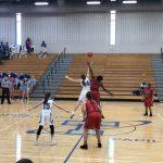 Girls Varsity Basketball beats Papillion-La Vista South 57 – 49