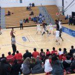 Boys Varsity Basketball beats Papillion-La Vista South 58 – 43