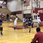 Girls Varsity Basketball falls to Omaha North 58 – 46