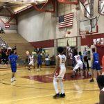 Boys Varsity Basketball beats Omaha North 70 – 64