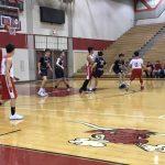 Boys Freshman Basketball falls to Westside 55 – 34