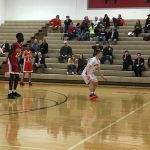 Boys Junior Varsity Basketball falls to Westside 78 – 49