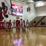 Boys Sophomore Basketball falls to Westside 65 – 53
