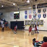Girls Varsity Basketball beats Bryan 75 – 36