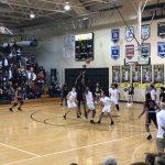 Boys Varsity Basketball falls to Bryan 62 – 59
