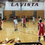 Boys Sophomore Basketball falls to Papillion-La Vista 73 – 67