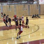 Boys Freshman Basketball falls to Papillion-La Vista 50 – 47