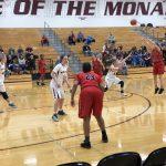 Girls Varsity Basketball falls to Papillion-La Vista 65 – 43