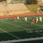 Girls Sophomore Soccer falls to Bryan 3 – 0