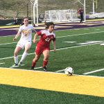 Girls Junior Varsity Soccer falls to Bellevue West Senior 3 – 1