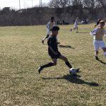 Boys Sophomore Soccer beats Elkhorn South 5 – 0