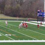 Girls Junior Varsity Soccer falls to Gross Catholic 5 – 0