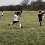 Boys Sophomore Soccer beats Roncalli Catholic 3 – 2