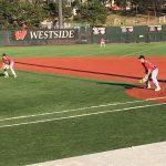 Boys Varsity Baseball falls to Westside 12 – 2