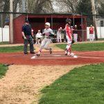 Boys Varsity Baseball beats South Sioux City 11 – 3