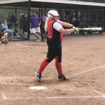 Girls Junior Varsity Softball falls to Omaha Central 12 – 2