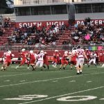 Boys Varsity Football falls to Omaha Northwest 38 – 27