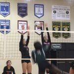 Girls Varsity Volleyball falls to Bryan 3 – 2