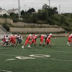 Boys Varsity Football vs Benson 37 – 0