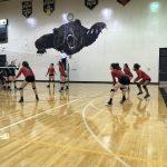 Girls Varsity Volleyball falls to Bryan 2 – 1