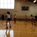 Girls Reserve Volleyball vs Mercy # 0 – 2