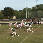 Boys Sophomore Football Reserve falls to Millard West 48 – 6