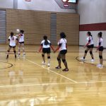 Girls Freshman Volleyball beats Benson 2 – 1
